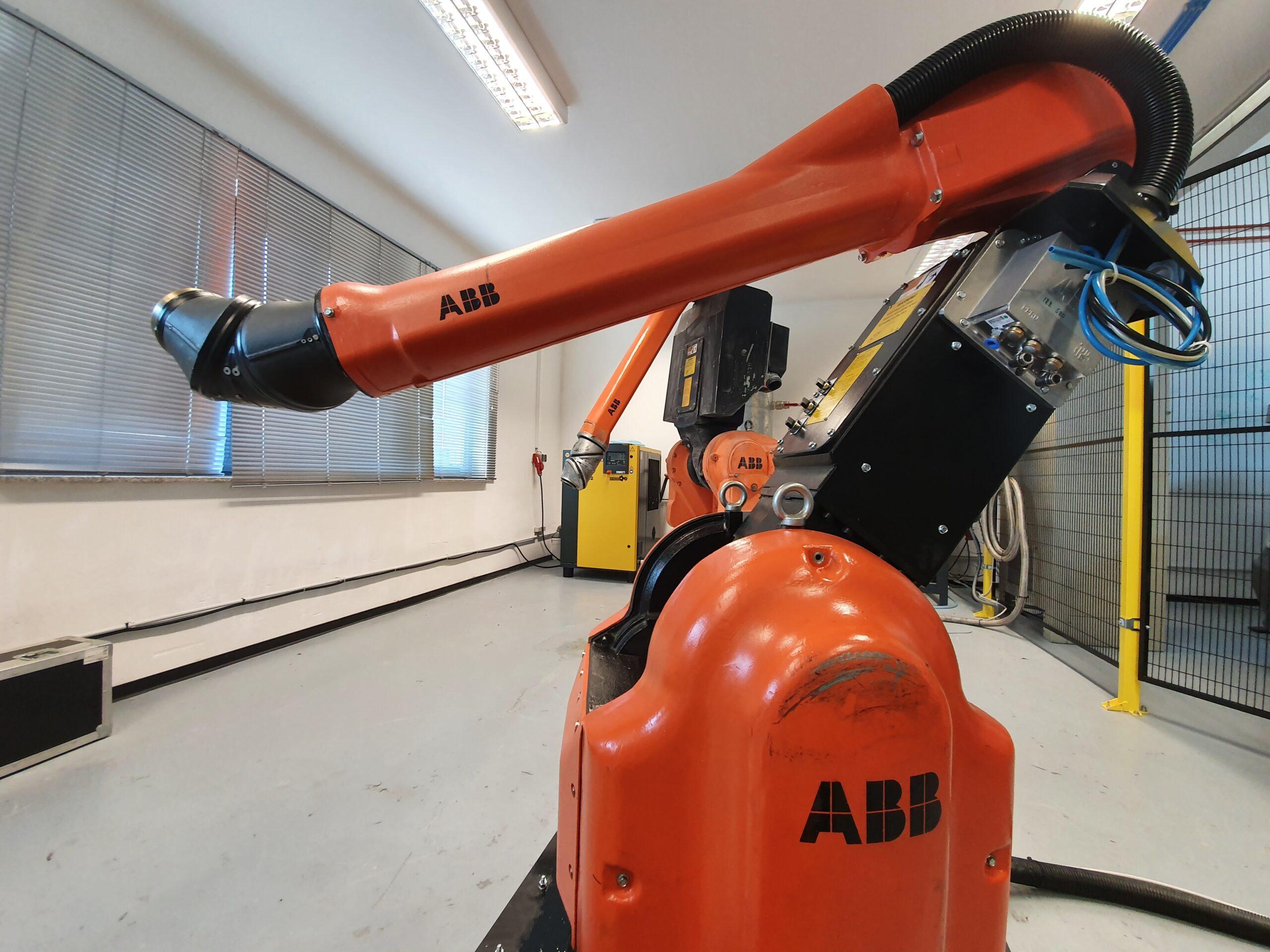 RW5 & S4P+ test robots
