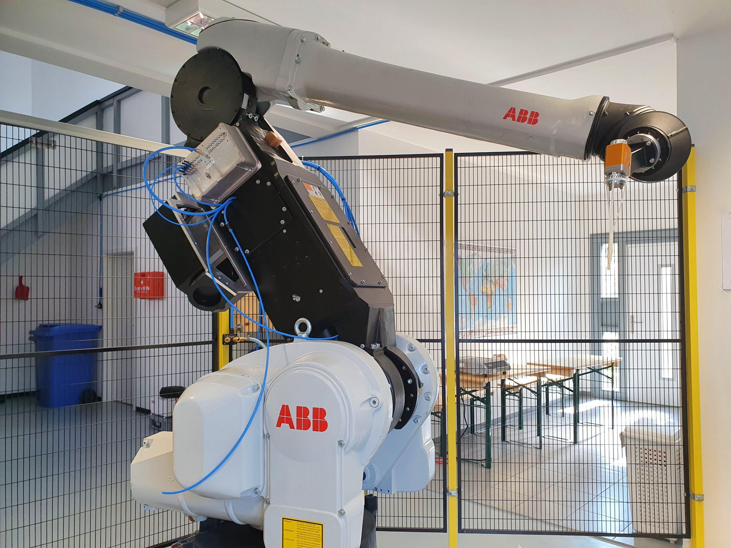 RW6 test robot